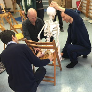 Hands on in a workshop